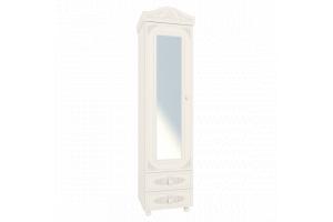 Ассоль, АС-1 Шкаф-пенал с зеркалом