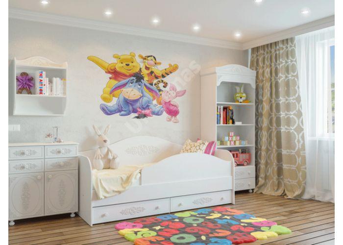 Ассоль, АС-3 Шкаф-пенал открытый, Детская мебель, Модульные детские комнаты, Ассоль, Стоимость 13997 рублей., фото 7