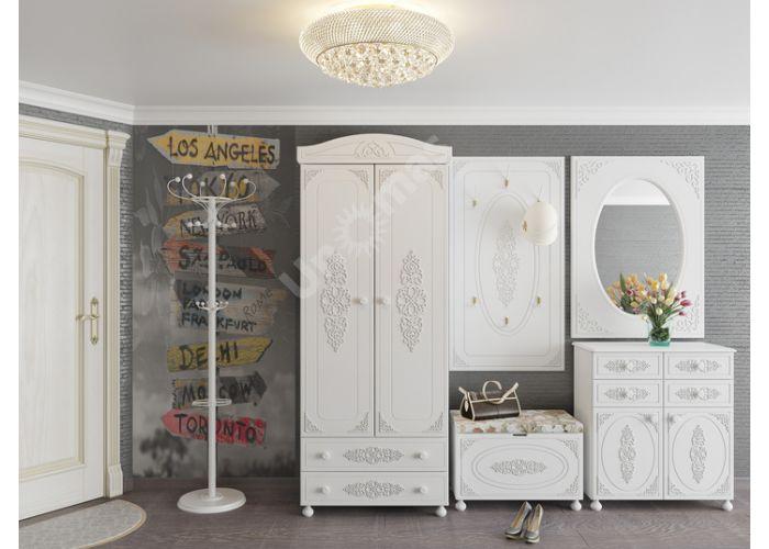 Ассоль, АС-2 Шкаф для одежды, Детская мебель, Модульные детские комнаты, Ассоль, Стоимость 17795 рублей., фото 8
