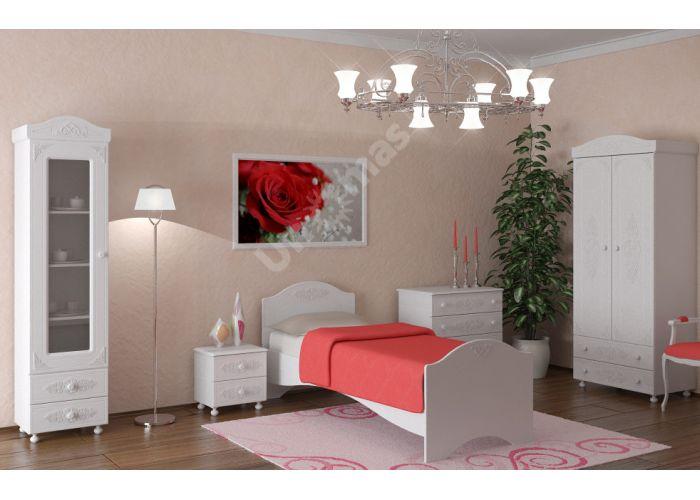 Ассоль, АС-10 кровать (бортик в комплекте), Спальни, Кровати, Стоимость 14246 рублей., фото 4