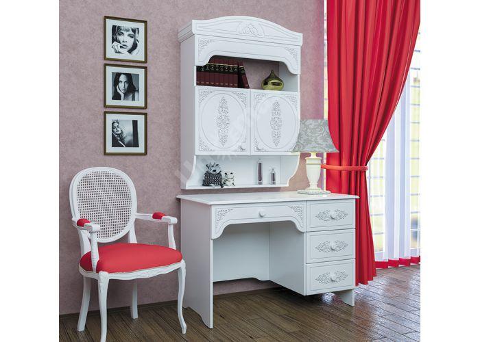 Ассоль, АС-6 Стол письменный правый, Детская мебель, Модульные детские комнаты, Ассоль, Стоимость 10252 рублей., фото 3