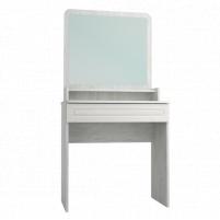Мебель бытовая Эконом-стандарт стол туалетный с полкой и зеркалом ТС-12К+ТН-1