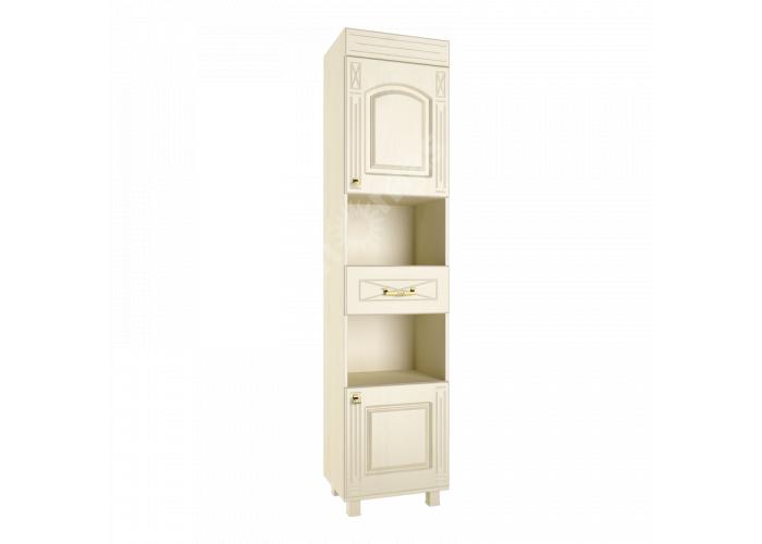 Элизабет, ЭМ-3.1 шкаф-пенал , Офисная мебель, Офисные пеналы, Стоимость 8858 рублей.