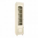 Элизабет, ЭМ-4 шкаф-витрина со стеклом