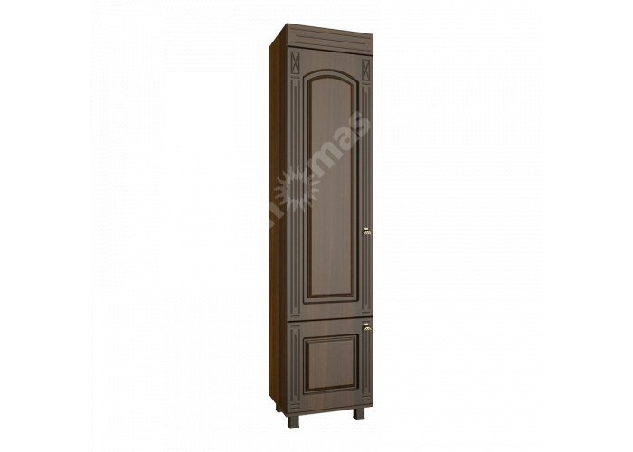 Элизабет, ЭМ-4.1 шкаф-витрина, Офисная мебель, Офисные пеналы, Стоимость 9004 рублей., фото 5