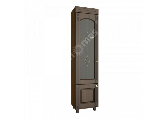 Элизабет, ЭМ-4 шкаф-витрина со стеклом, Гостиные, Модульные гостиные системы, Элизабет , Стоимость 13162 рублей., фото 6