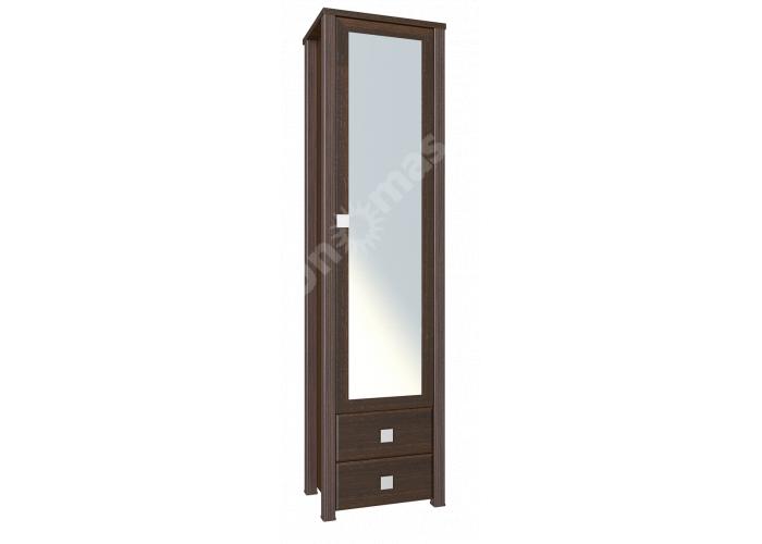 Изабель, ИЗ-17 Шкаф-пенал с зеркалом
