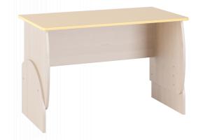 Маугли 3D, МДМ-10 Стол Клен / Желтый глянец