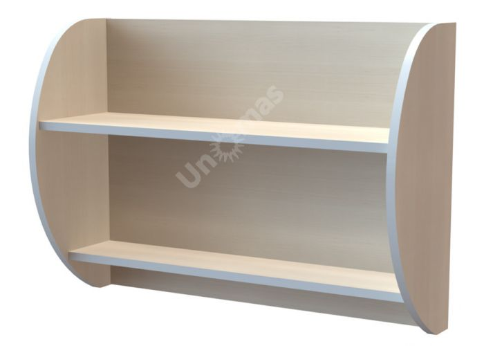 Маугли 3D, МДМ-9 Полка Клен, Офисная мебель, Полки, Стоимость 1254 рублей.