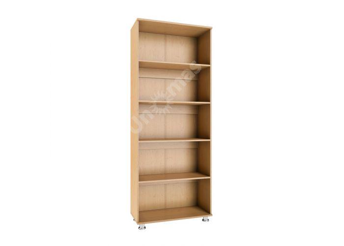 СтОМ-1/2 стеллаж открытый Ольха, Офисная мебель, Офисные пеналы, Стоимость 5849 рублей.