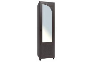 Соня Премиум Венге патина, СО-13К шкаф-пенал с зеркалом правый