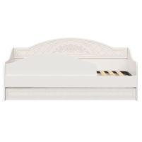 Соня Премиум Ясень патина, СО-25К кровать без ламелей