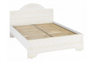 Соня Премиум Ясень патина, СО-1К  кровать без ламелей
