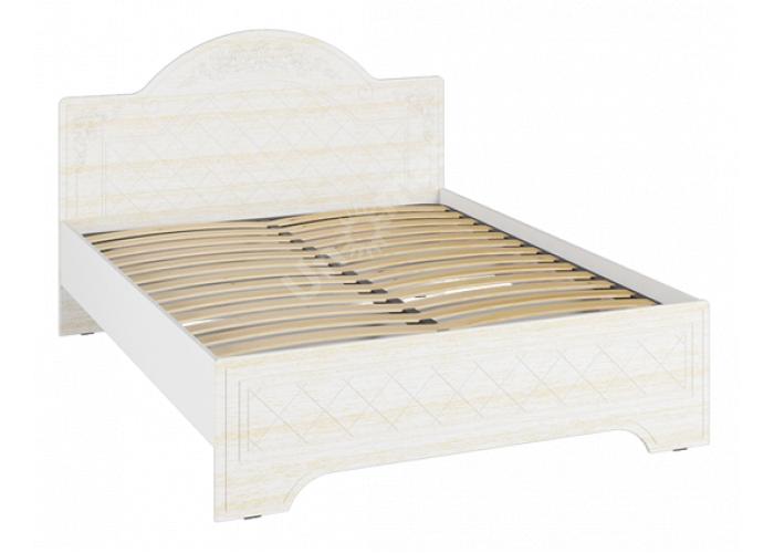 Соня Премиум Ясень патина, СО-1К  кровать без ламелей, Спальни, Кровати, Стоимость 14923 рублей.
