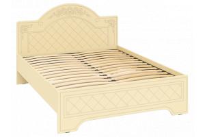 Соня Бежевый, СО-1К кровать без ламелей