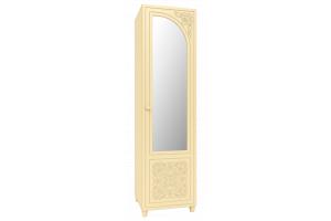 Соня Бежевый, СО-13К шкаф-пенал с зеркалом правый