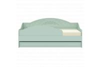 Соня Салат шагрень, СО-25К кровать без ламелей