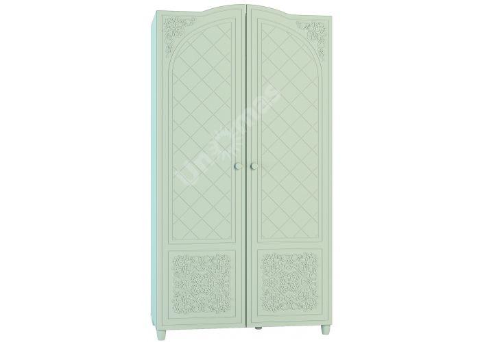 Соня Салат шагрень, СО-11К шкаф для одежды, Спальни, Шкафы, Стоимость 16458 рублей.