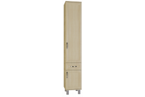 Уют, УМ-9 Шкаф комбинированный с глухим фасадом
