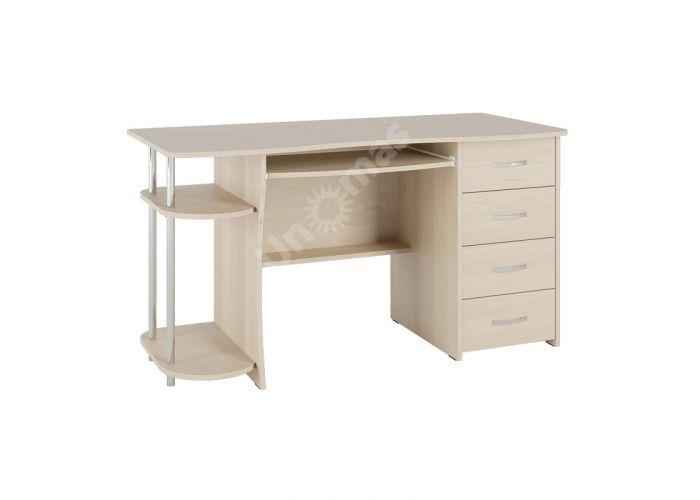 С 222БН стол компьютерный  Береза снежная, Офисная мебель, Компьютерные и письменные столы, Стоимость 8860 рублей.