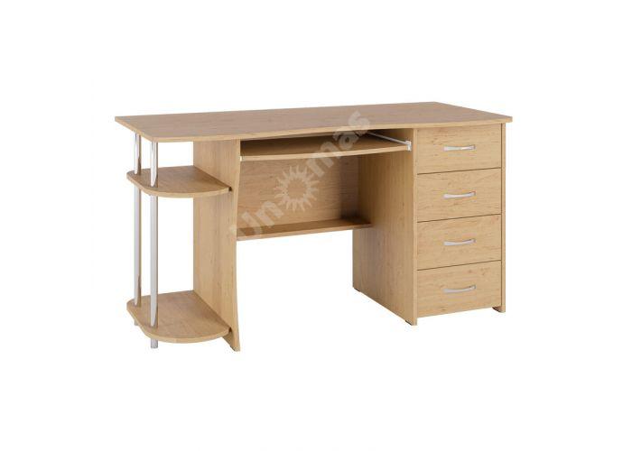 С 222БН стол компьютерный  Ольха, Офисная мебель, Компьютерные и письменные столы, Стоимость 8860 рублей.