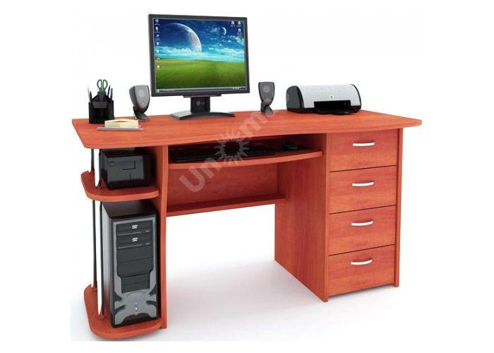 С 222БН стол компьютерный  Ольха, Офисная мебель, Компьютерные и письменные столы, Стоимость 7441 рублей., фото 3