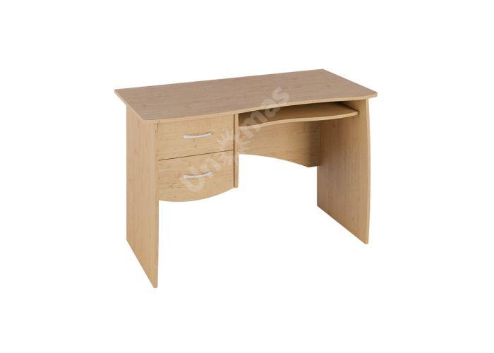Стол письменный С 108 Ольха, Офисная мебель, Компьютерные и письменные столы, Стоимость 4854 рублей.