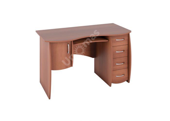 Стол письменный С 109 Яблоня, Офисная мебель, Компьютерные и письменные столы, Стоимость 7493 рублей.