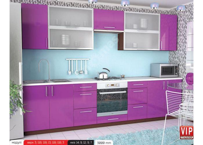 MoDa-Виолетта/орех, 17+ Низ 30х82см угловое окончание, Кухни, Модульные кухни, Распродажа выставочных образцов, Стоимость 3439 рублей., фото 3