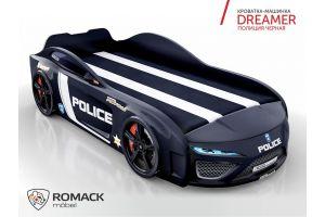 Кровать машина Romack Dreamer полиция 98936