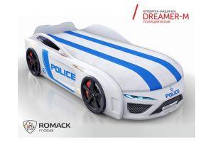 Кровать машина Romack Dreamer-M полиция 98937