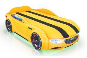 Кровать машина Romack Junior Audi с матрасом 98988