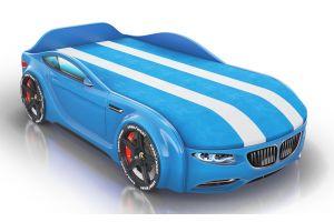 Кровать машина Romack Junior BMW с матрасом 98989