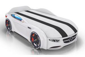 Кровать машина Romack Junior Mercedes с матрасом 98990