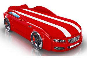 Кровать машина Romack Real-M Audi с матрасом 98938