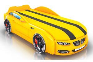 Кровать машина Romack Real-M BMW с матрасом 98939