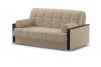 Диван-кровать Домино с подлокотниками (ткань Сиена 03)