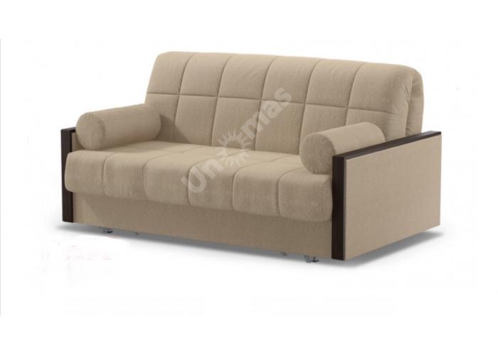 Диван-кровать Домино с подлокотниками (ткань Сиена 03), Распродажа, Стоимость 27766 рублей.
