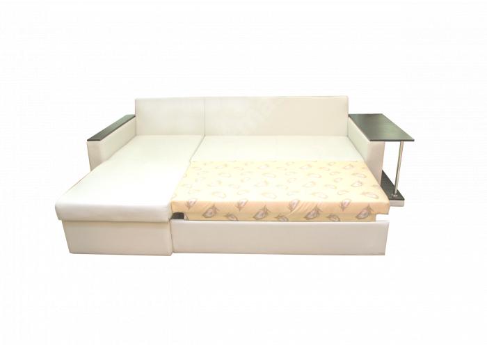 Диван-кровать угловой Шерлок со столиком