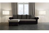 Диван-кровать угловой Кредо с мягкими подлокотниками