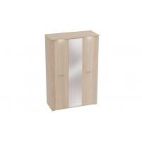 Элана, Шкаф 3-дверный (2 светильника)