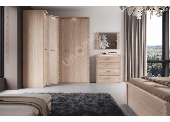 Элана, Кровать 1400 (без ортопедического основания), Спальни, Кровати, Стоимость 8906 рублей., фото 5