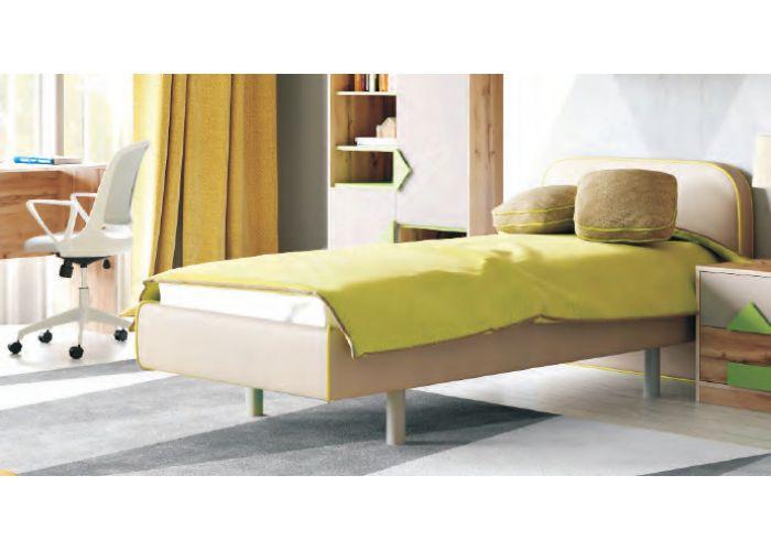 Марио 900 кровать 01 категория, Спальни, Кровати, Стоимость 15495 рублей., фото 3