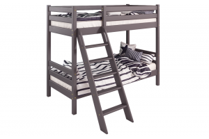 Кровать двухъярусная Соня с наклонной лестницей Вариант 10