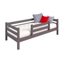 Кровать Соня с защитой по центру Вариант 4