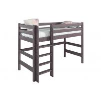 Полувысокая кровать Соня с прямой лестницей Вариант 5