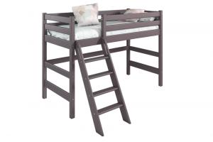 Полувысокая кровать Соня с наклонной лестницей Вариант 6