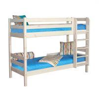 Кровать двухъярусная Соня с прямой лестницей Вариант 9