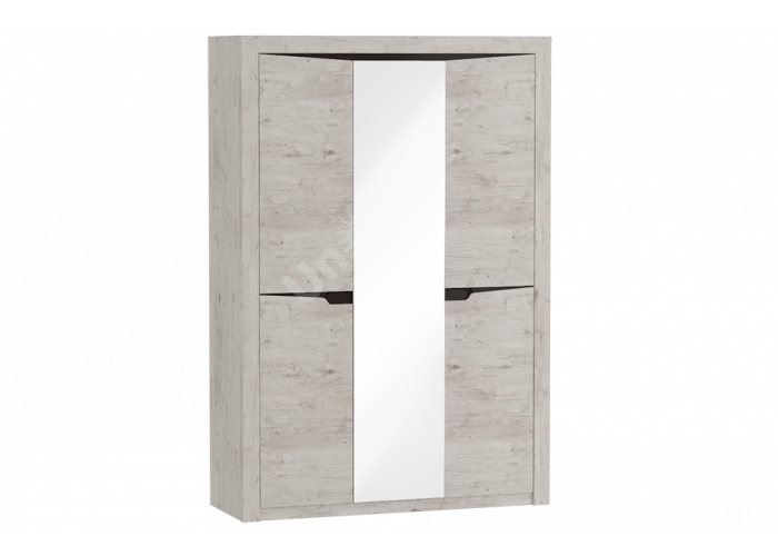 Соренто, Шкаф 3-х дверный, Спальни, Шкафы, Стоимость 25504 рублей.