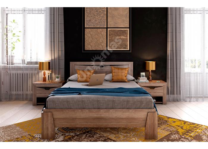Соренто, Шкаф 3-х дверный, Спальни, Шкафы, Стоимость 25504 рублей., фото 4